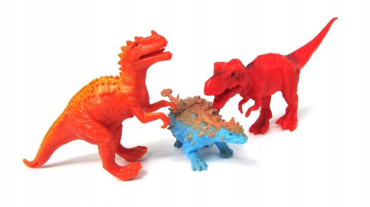 dinozaury zabawkowe