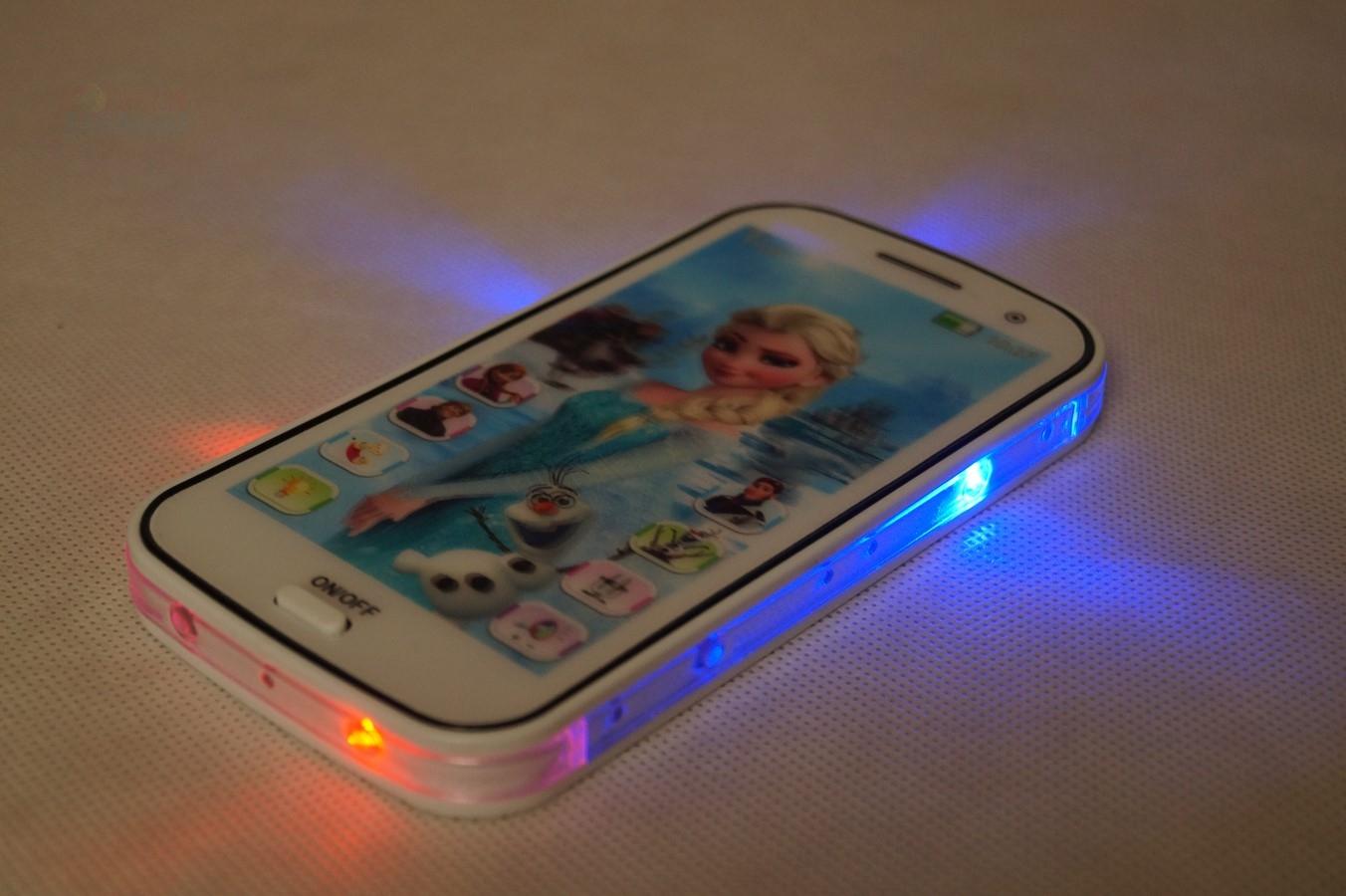 de2df45be9 Smartfon interaktywny 3D dla dziecka Minionki
