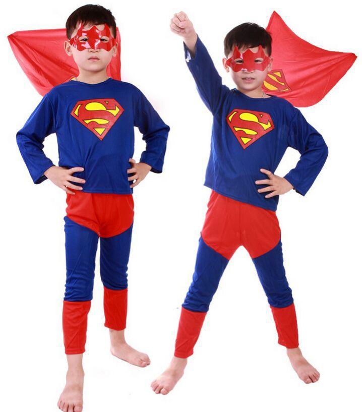 Strój Superman przebranie dla chłopca   sklep kochamzabawki.eu