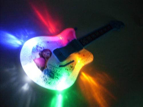 gitara elektryczna frozen