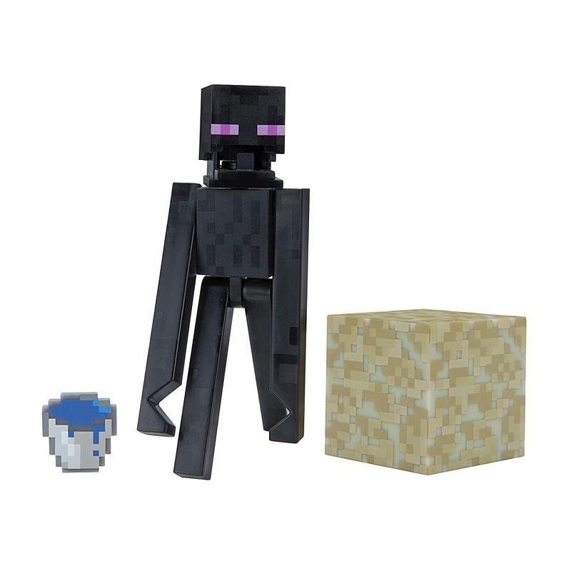 Figurka Minecraft Atakujący Enderman