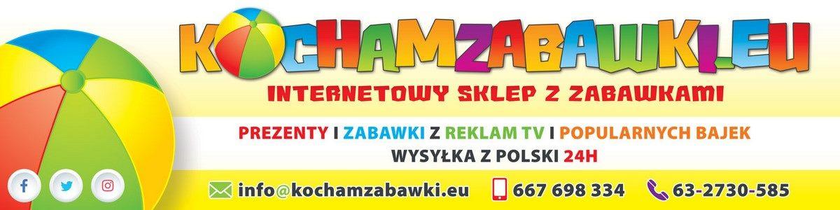 zabawki dla dzieci - kochamzabawki.eu