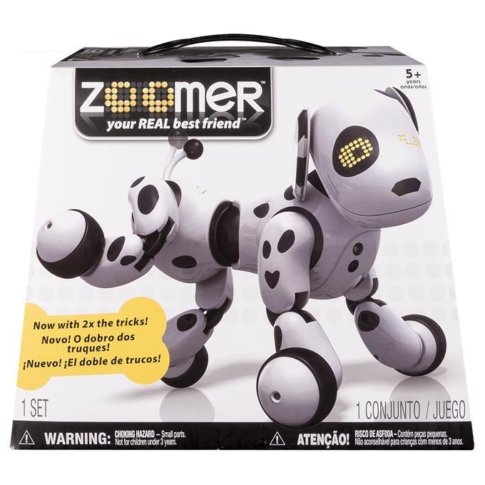 interaktywny pies zoomer